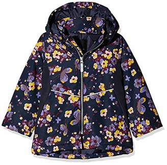 Name It Girl's Nmfmaxi Jacket Butterfly