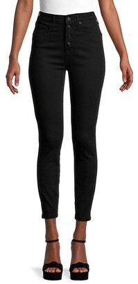 Halle High-Rise Jeans