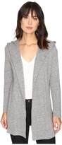 Lanston Hooded Shawl Cardigan Women's Sweater