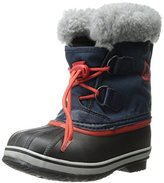 Sorel Yoot Pac Nylon Collegi N Cold Weather Boot (Toddler/Little Kid/Big Kid)