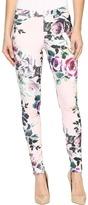 Hue Rose Twill Leggings
