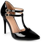 Journee Collection Women's Tru Classic T-Strap Pumps