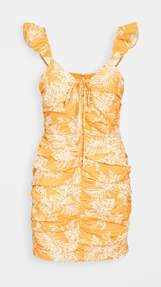 MinkPink Sunset Dreams Mini Dress