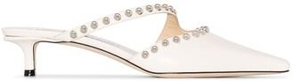 Jimmy Choo Ros 35mm studded mules
