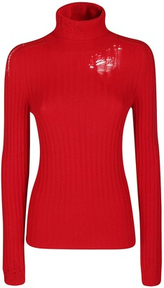 Maison Margiela Turtleneck Knit Sweater