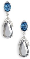 Jenny Packham Women's Double Drop Earrings