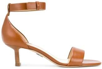 Paul Andrew side strap low heel sandals