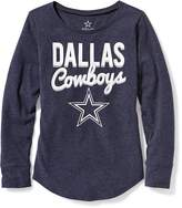Old Navy NFL® Dallas Cowboys Tee for Girls