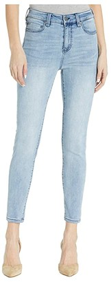Liverpool Abby Ankle Skinny in Berkely Wash (Berkely Wash) Women's Jeans