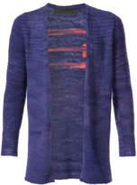 The Elder Statesman open knit cardigan