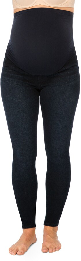 Spanx R) Mama Ankle Jean-ish(R) Seamless Maternity Leggings