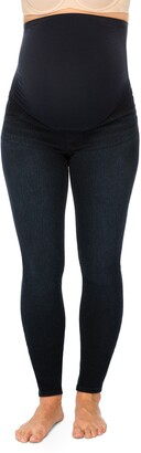 Spanx Mama Ankle Jean-ish(R) Seamless Maternity Leggings