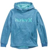 Hurley Boy's One And Only Therma-Fit Pullover Hoodie