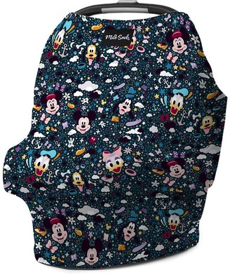 Disney Mickey Mouse and Friends Baby Seat Cover by Milk Snob