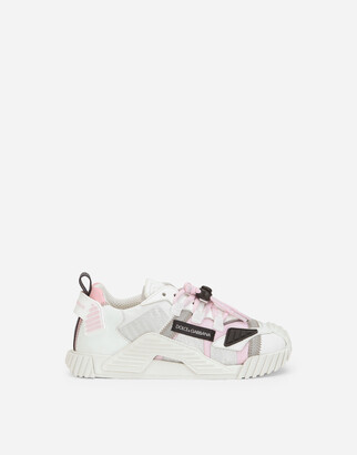 Dolce & Gabbana Reflective Fabric Ns1 Sneakers