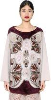Antonio Marras Embellished Wool Blend Sweater
