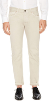 Tom Ford Solid Cotton Slim Fit Jeans