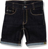 HUGO BOSS Boys Denim Bermuda Shorts (4)