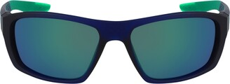 Nike Brazen Boost Wraparound Sunglasses