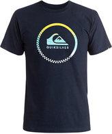 Quiksilver Men's Slash Active Graphic-Print Logo T-Shirt