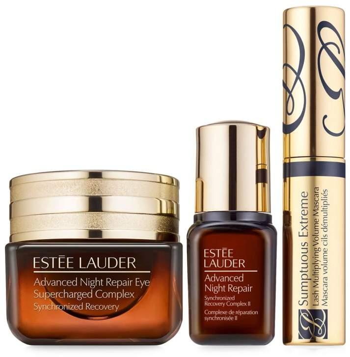Estee Lauder Advanced Night Repair Eye Supercharged Complex 3-Piece Set - $110 Value