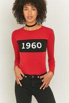 Bdg 1960 Red Bodysuit