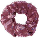 Rebecca Taylor Jewel Paisley Scarf