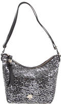 Kate Spade Leroy Street Glitter Vivienne Bag
