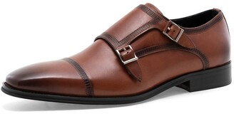 J75 By Jump McCain Double Monk Strap Dress Shoe