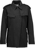 IRO Ambrose cotton and wool-blend coat