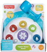 Fisher-Price Tappin' Beats Bench