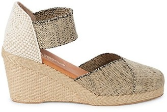 Andre Assous Anouka Espadrille Wedge Sandals