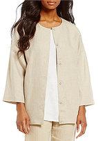 Preston & York Amelia Linen Jacket