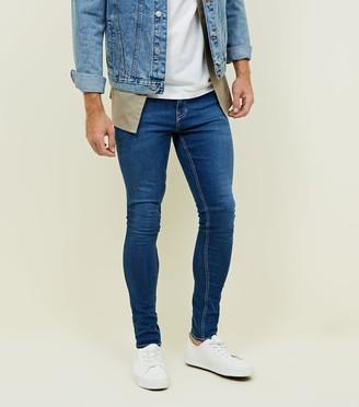 New Look Bright Super Skinny Stretch Jeans