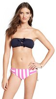 Juicy Couture Bow Chic Tie Bandeau Bra Top