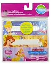 Hamco Neat Solutions® 18-Count Disney® Princess Name Tag Stickers