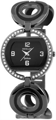 Excellanc Women's Quartz Watch 154071000015 with Metal Strap