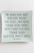 Ben's Garden 'Be Who You Are' Trinket Tray