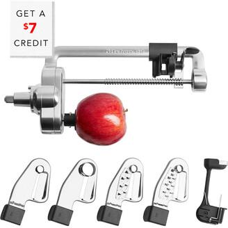 KitchenAid 5-Blade Spiralizer With Peel Attachment - Ksm1apc With $7 Credit