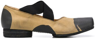 UMA WANG Polka Dot Ballerina Shoes