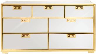 Bernhardt Continental Mirrored Dresser