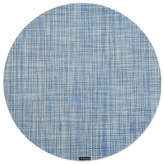 Chilewich Mini-Basketweave Round Placemat