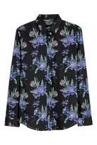 H&M Patterned Shirt Slim fit