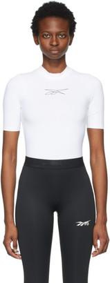 Reebok Classics White Studio Bodysuit