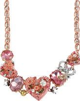 Betsey Johnson Vintage Heart Necklace
