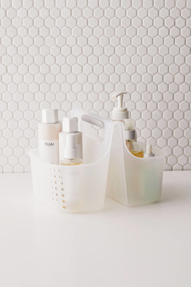 Urban Outfitters Perforated Shower Caddy