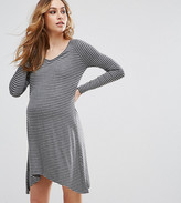 Isabella Oliver Janey Maternity Striped Tunic