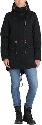 Berydale Lined Womens Parka