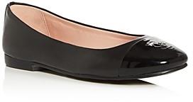 Taryn Rose Women's Adrianna Cap-Toe Ballet Flats