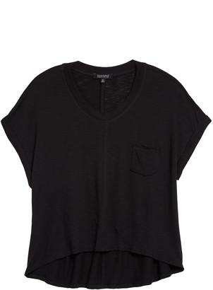 La La Land Creative Co High/Low Pocket T-Shirt